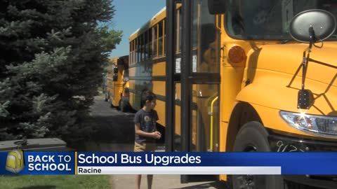 Racine Unified School District starts year with new buses and upgrade in technology