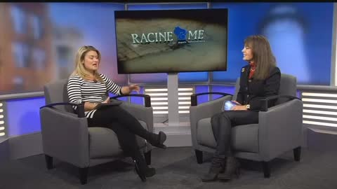 Racine & Me, Dec. 10th, 2016: Top Headlines, Downtown Racine Open House & Recording Artist Cheryl McCrary