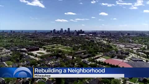 CBS News features Milwaukee couple working to transform neighborhood