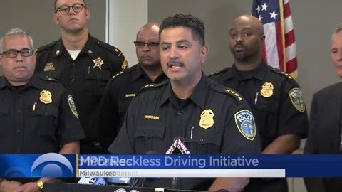 Milwaukee Police launching new initiative to hold fleeing drivers...