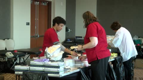 American Red Cross holds 7th annual Day of Donations