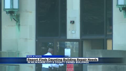Report finds 'daunting building repairs' needed in Milwaukee County