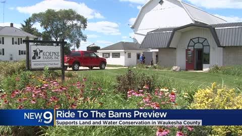 Cyclists support land conservation at 11th annual Ride to the...