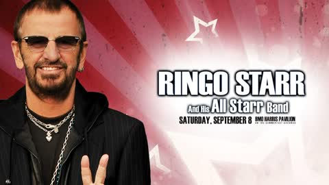Ringo Starr to perform on Summerfest grounds September 8
