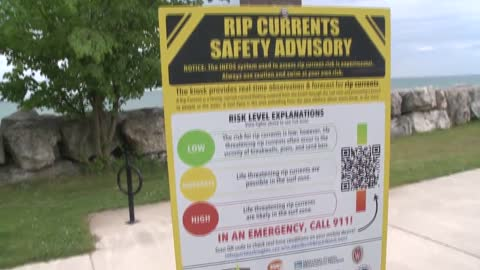 New device installed in Port Washington warns beach-goers of...
