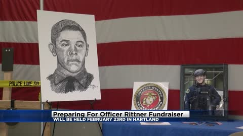 Fundraising event to honor fallen Officer Matthew Rittner to...
