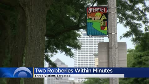 MPD investigating two robberies within minutes in Riverwest