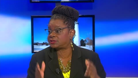 Racine & Me April 8, 2018: Congresswoman Gwen Moore, Preservation Racine on Lincoln, and The Boxcar Children