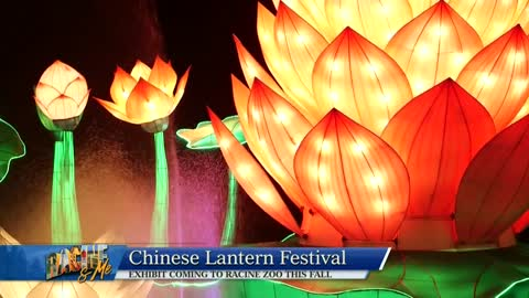 Racine & Me: Chinese Lantern Festival, Bloody Mary Fest, Racine Raiders New Season  (5/12/2019)