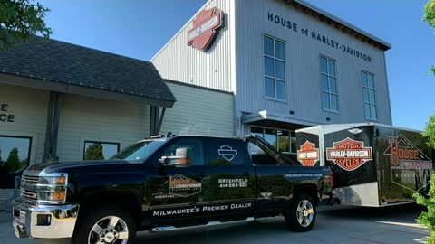 House of Harley-Davidson Update, The Mousetrap, Racine Art Museum...