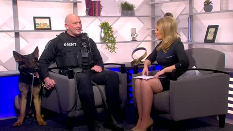 Racine PD's New K-9 Team, K-9 Training, Best Small New Business:...