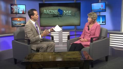 Racine & Me October 15, 2017: Special Report on Racine Mayoral Candidates Sandy Weidner and Cory Mason
