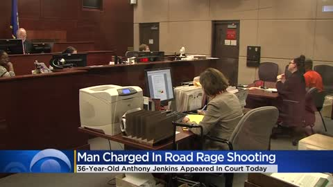 Man charged in road rage shooting of 5-year-old girl