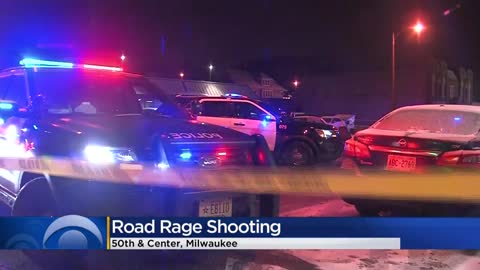 Man shot near 50th and Center after honking at car
