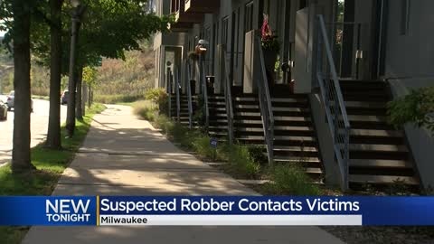 Suspected Riverwest robber calls victim, tries to sell items...