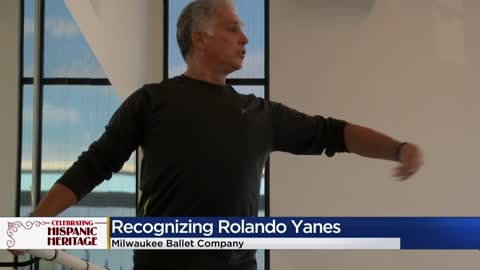 Hispanic Heritage Month Week 2: Recognizing Rolando Yanes