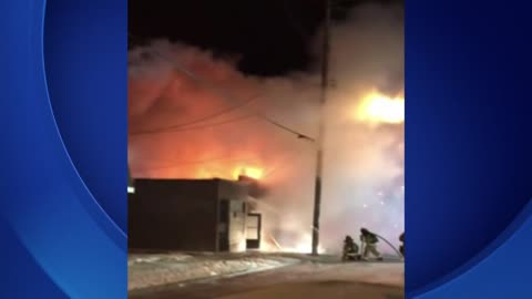 Racine diner destroyed in fire, cause under investigation
