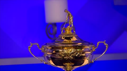 Ryder Cup trophy stops by CBS 58 ahead of 2018 competition