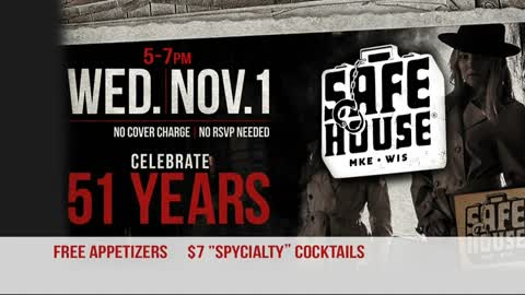 Spies, you're invited to SafeHouse's 51st Anniversary Party