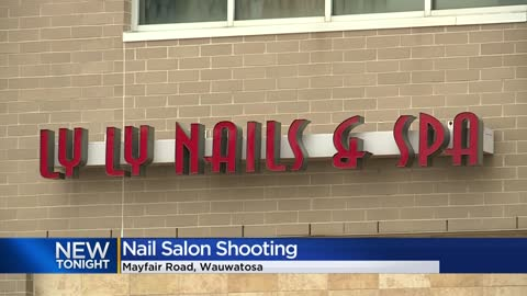 Video shows fight that led to shooting at Wauwatosa nail salon