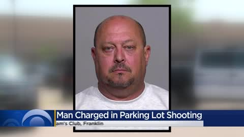 Milwaukee man charged after road rage shooting in Sam's Club parking lot