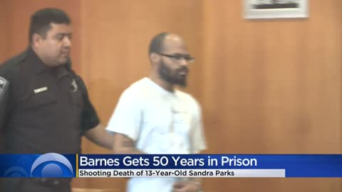 Man sentenced to 50 years in prison for death of 13-year-old...