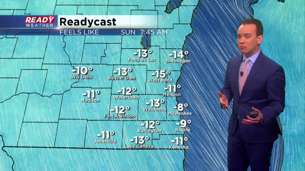 Saturday Night Update: Winter Storm Warnings cancelled, snow totals