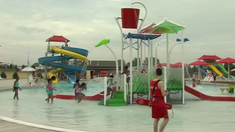 SC Johnson Community Aquatic Center in Racine opens Friday
