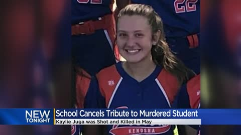Kenosha high school officials cancel tribute to murdered student