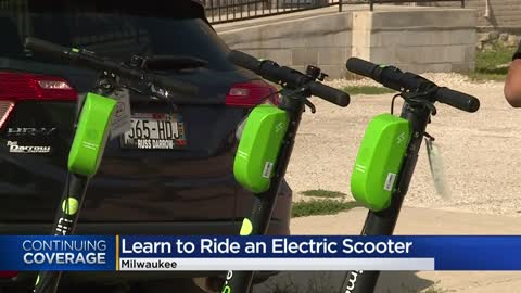 Lime to hold scooter safety course in Milwaukee Saturday