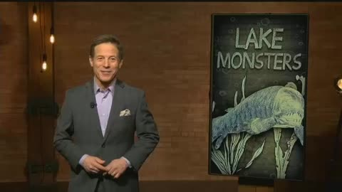 Searching for the legendary lake monsters of Wisconsin