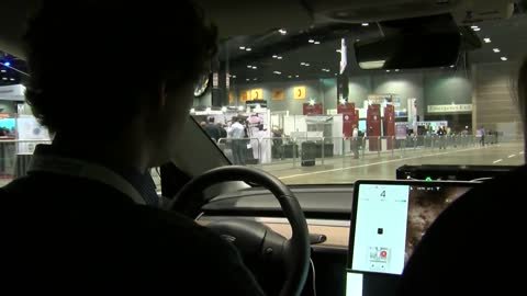 New technology hopes to revolutionize self-driving car industry