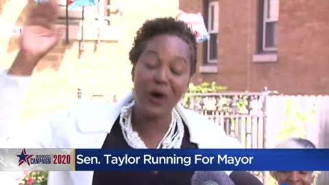 State Sen. Lena Taylor to run for Milwaukee mayor in 2020