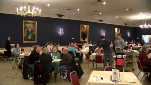 Serb Hall prepares for Good Friday fish fry