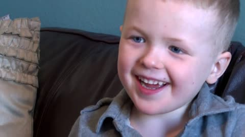 """We're behind you:"" Community raising money to help 4-year-old boy get service dog"