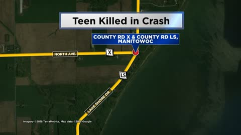 Sheboygan boy dead, two girls injured after stolen car crashes in Manitowoc County