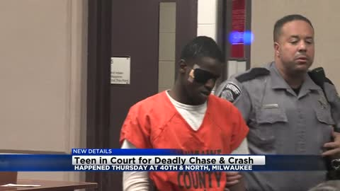 7f014452c0 Teen charged in deadly crash appears in court