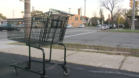 Ordinance would fine Milwaukee stores for having shopping carts stolen