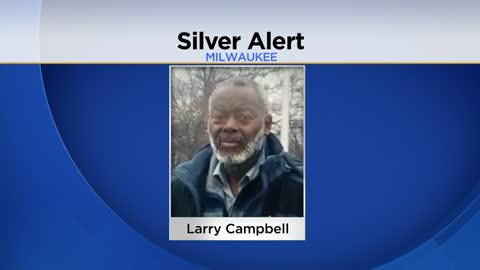 Silver Alert issued for missing 66-year-old Milwaukee man last...