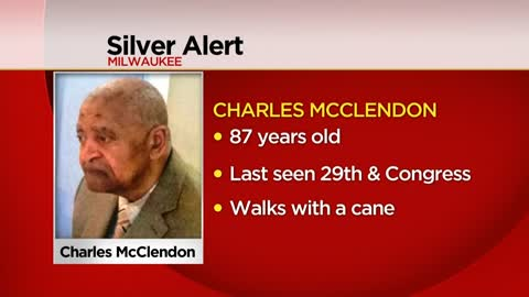 UPDATE: Missing 87-year-old Milwaukee man found safe