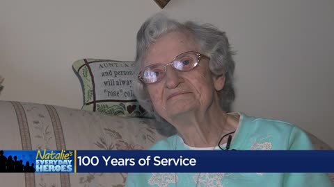 Natalie's Everyday Heroes: Sister Rose Kroeger serves community...