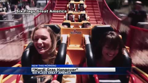 New roller coaster coming to Six Flags Great America