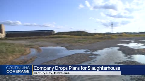 Proposed Strauss Brands slaughterhouse on Milwaukee's north...