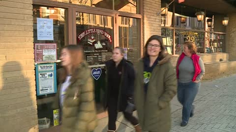Stores prep for Small Business Saturday