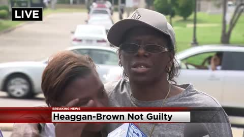 Sylville Smith family reacts to not guilty verdict for Dominique Heaggan-Brown