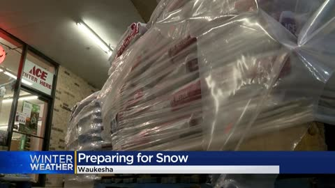 It's time to start preparing for snowfall once again