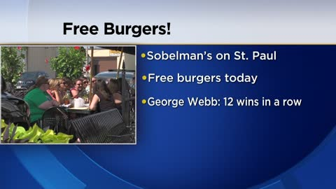 Sobelman's to give out free burgers for Brewers win