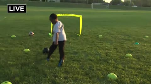 """Little Legends"" hope to become big ones at Brew City Legends' Soccer Camp"