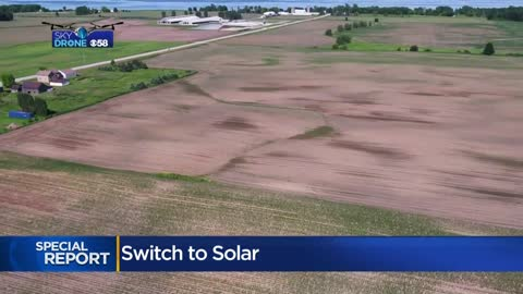 Wisconsin to begin largest solar energy projects in state history