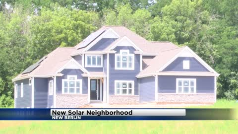 Check out Red Fox Crossing, Wisconsin's first solar-powered neighborhood